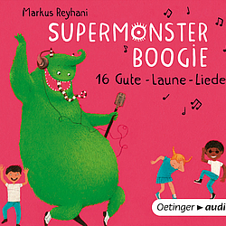 Supermonster-Boogie