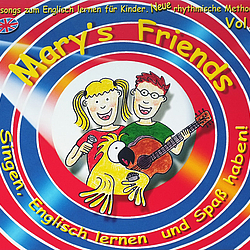 Mary's Friends Vol. 1